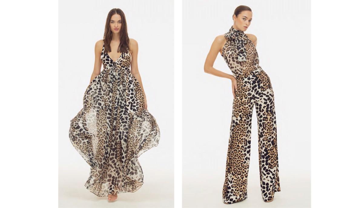 OUD PARIS et pantalon léopard